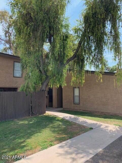 1051 S Dobson Road #116, Mesa, AZ 85202 (MLS #6264478) :: Yost Realty Group at RE/MAX Casa Grande