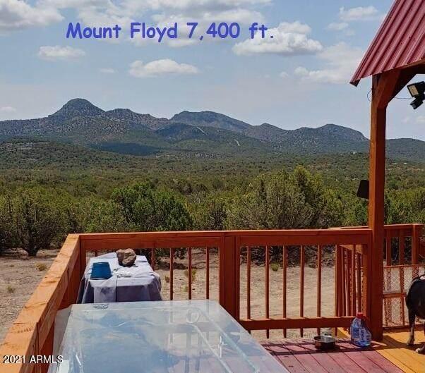 455 N Round Mountain Boulevard N, Williams, AZ 86046 (MLS #6265679) :: Yost Realty Group at RE/MAX Casa Grande