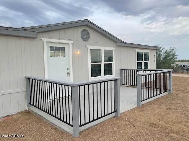 4557 N Ironwood Drive, Apache Junction, AZ 85120 (MLS #6266414) :: Scott Gaertner Group