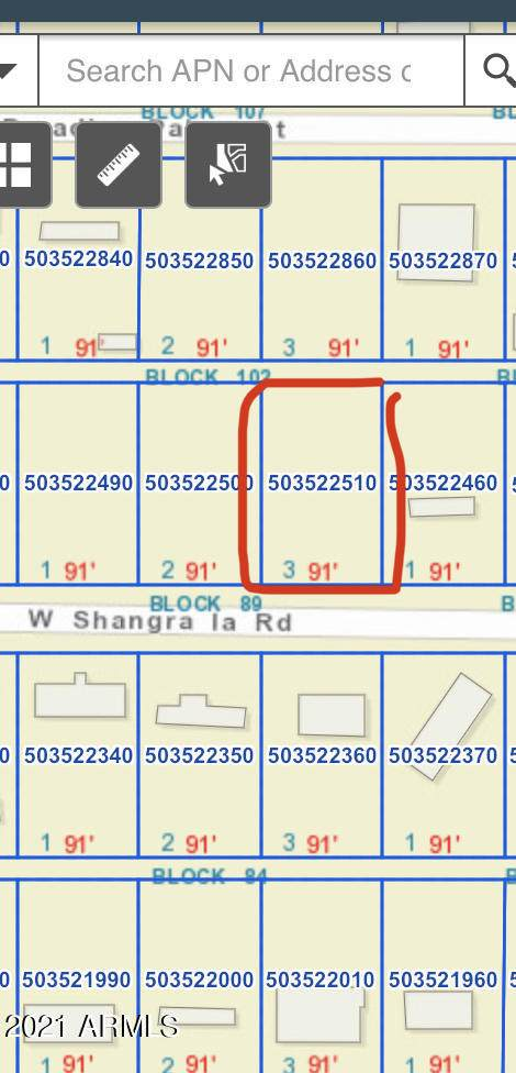 0 W Shangra Lane, Casa Grande, AZ 85193 (MLS #6266768) :: The Ellens Team