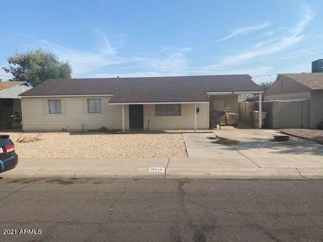 4913 W Krall Street, Glendale, AZ 85301 (MLS #6267005) :: Yost Realty Group at RE/MAX Casa Grande