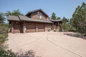 604 N Club Drive, Payson, AZ 85541 (MLS #6267399) :: Executive Realty Advisors
