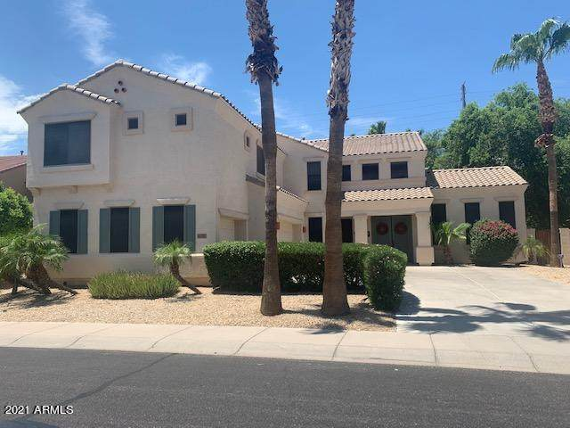 4150 S Kerby Way, Chandler, AZ 85249 (MLS #6267678) :: The Daniel Montez Real Estate Group