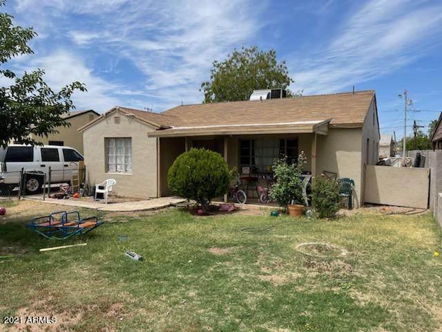 454 N Colorado Street, Chandler, AZ 85225 (MLS #6267818) :: Yost Realty Group at RE/MAX Casa Grande