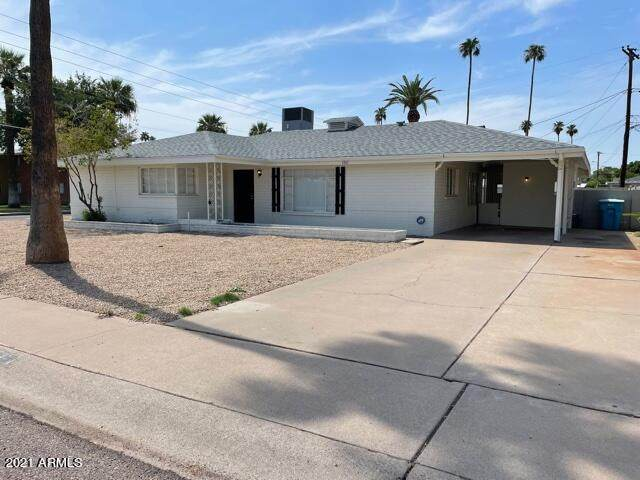 1701 W Highland Avenue, Phoenix, AZ 85015 (MLS #6268310) :: Devor Real Estate Associates