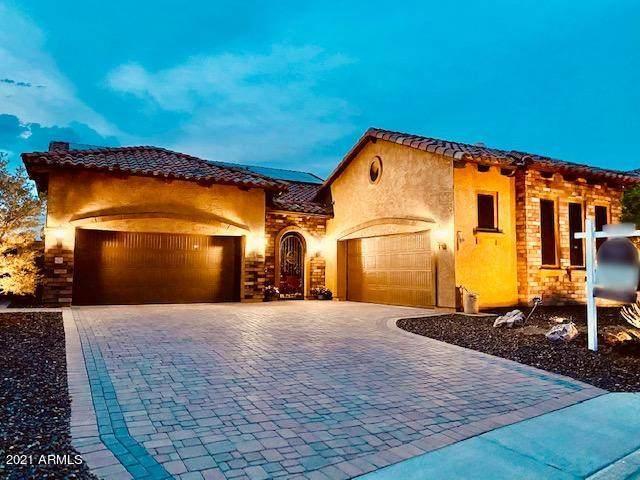 8422 E Laurel Street, Mesa, AZ 85207 (MLS #6268652) :: Yost Realty Group at RE/MAX Casa Grande