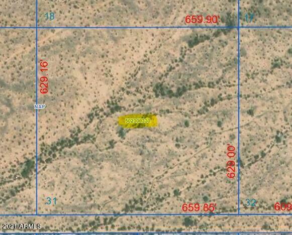 0 W Four Winds Road, Casa Grande, AZ 85122 (MLS #6268824) :: Executive Realty Advisors