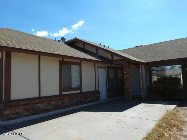 5708 N 67TH Drive, Glendale, AZ 85303 (MLS #6268841) :: The Daniel Montez Real Estate Group