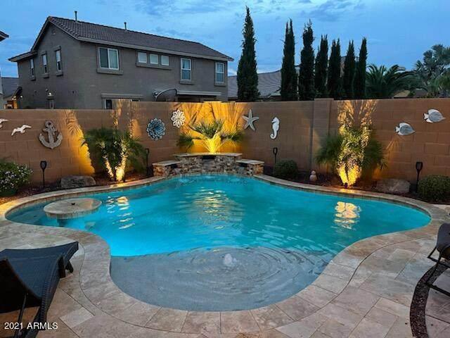 18615 W Palo Verde Avenue, Waddell, AZ 85355 (MLS #6269382) :: Dave Fernandez Team | HomeSmart