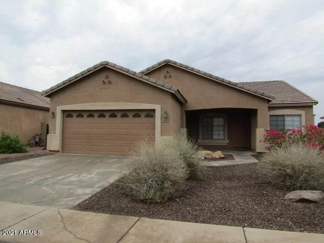 1575 E Desert Breeze Drive, Casa Grande, AZ 85122 (MLS #6269401) :: Dave Fernandez Team   HomeSmart