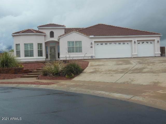 3788 La Terraza Drive, Sierra Vista, AZ 85650 (MLS #6269714) :: West Desert Group | HomeSmart