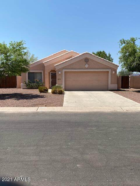 9975 W Heather Drive, Arizona City, AZ 85123 (MLS #6269825) :: Openshaw Real Estate Group in partnership with The Jesse Herfel Real Estate Group