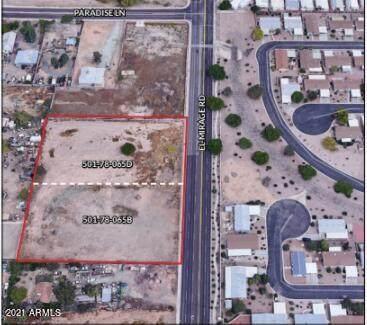 15900 N El Mirage Road, Surprise, AZ 85378 (MLS #6269981) :: Yost Realty Group at RE/MAX Casa Grande