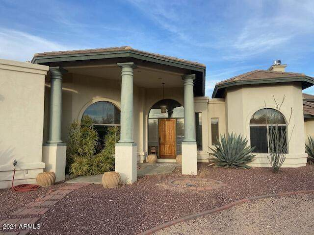 14731 E Dixileta Drive, Scottsdale, AZ 85262 (MLS #6270062) :: Synergy Real Estate Partners