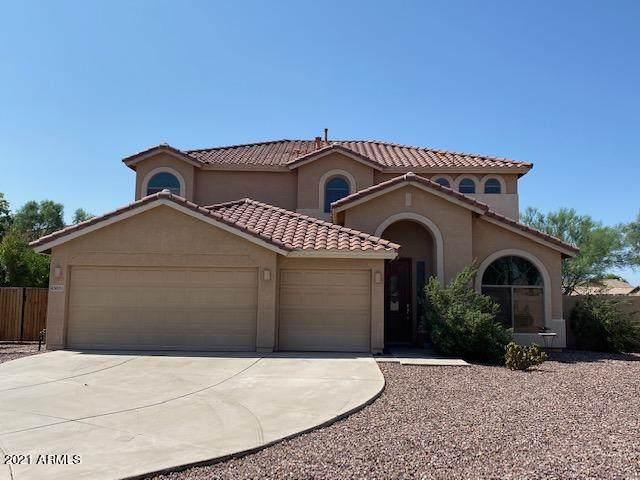 43631 W Chambers Court, Maricopa, AZ 85138 (#6270261) :: Long Realty Company