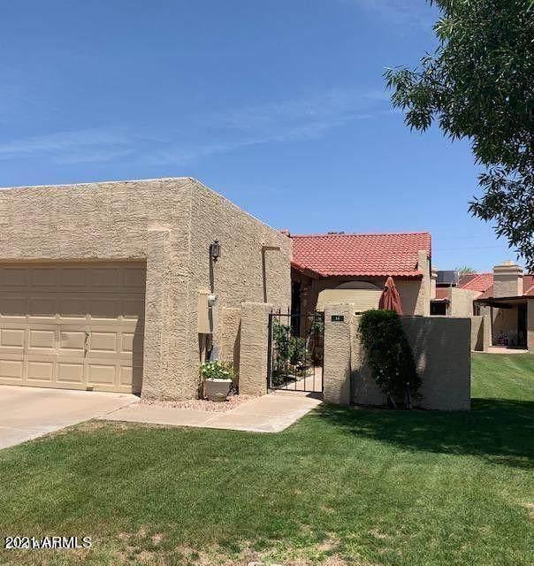 2059 E Brown Road #16, Mesa, AZ 85213 (MLS #6270531) :: The Helping Hands Team