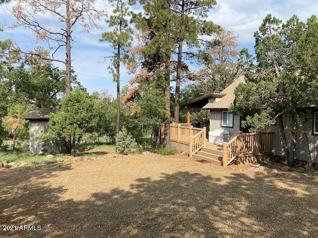 22 E Mingus Mountain Summer Home, Jerome, AZ 86331 (MLS #6270659) :: Kepple Real Estate Group