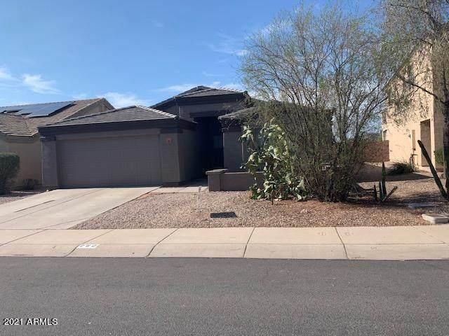 260 W Settlers Trail, Casa Grande, AZ 85122 (MLS #6270784) :: My Home Group