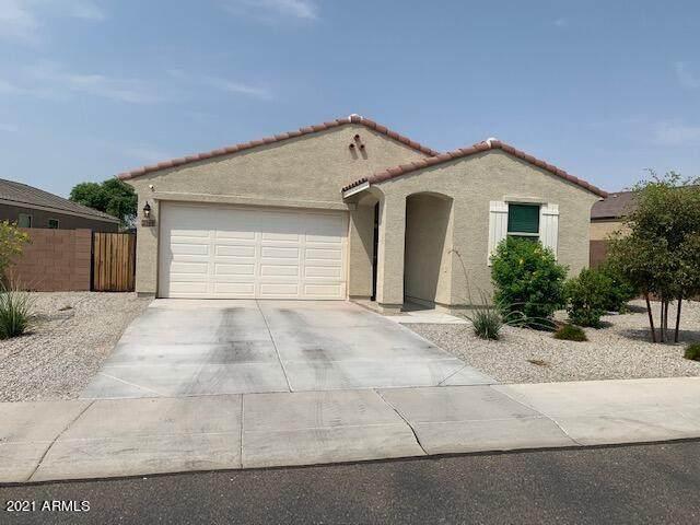 2268 S 236TH Drive, Buckeye, AZ 85326 (MLS #6271182) :: Kepple Real Estate Group