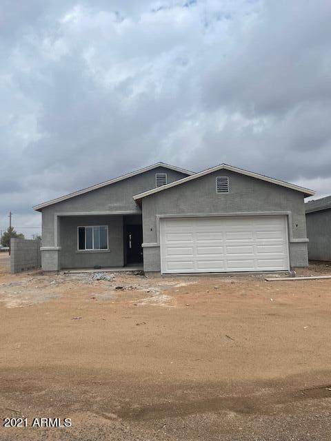 21722 W Roosevelt Avenue, Wittmann, AZ 85361 (MLS #6271435) :: Service First Realty