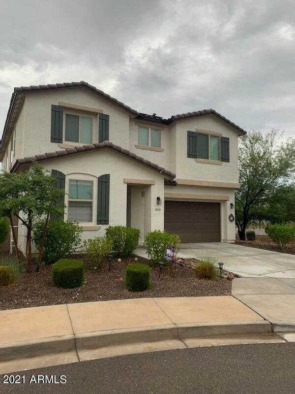 1649 N 212TH Drive, Buckeye, AZ 85396 (MLS #6271734) :: Jonny West Real Estate
