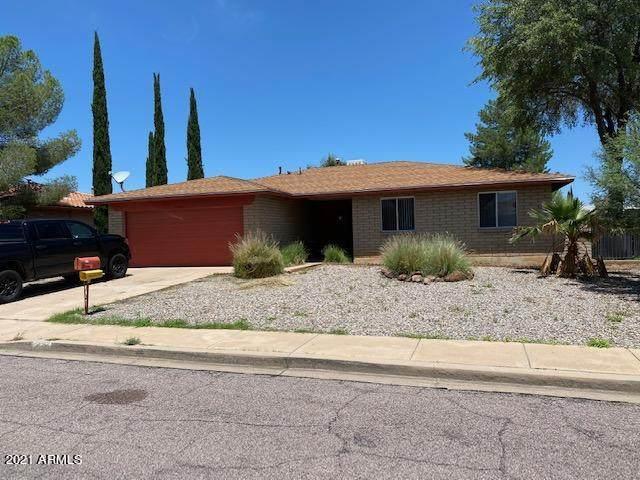 1331 E Tacoma Street, Sierra Vista, AZ 85635 (MLS #6271738) :: Kepple Real Estate Group
