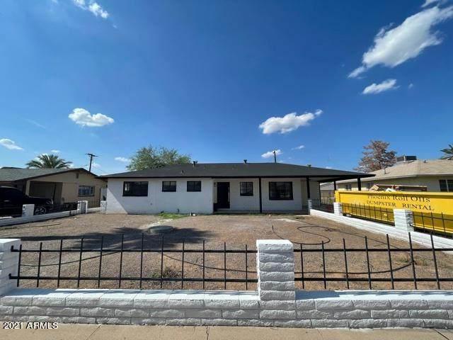 1518 E 3RD Avenue, Mesa, AZ 85204 (MLS #6271993) :: Maison DeBlanc Real Estate
