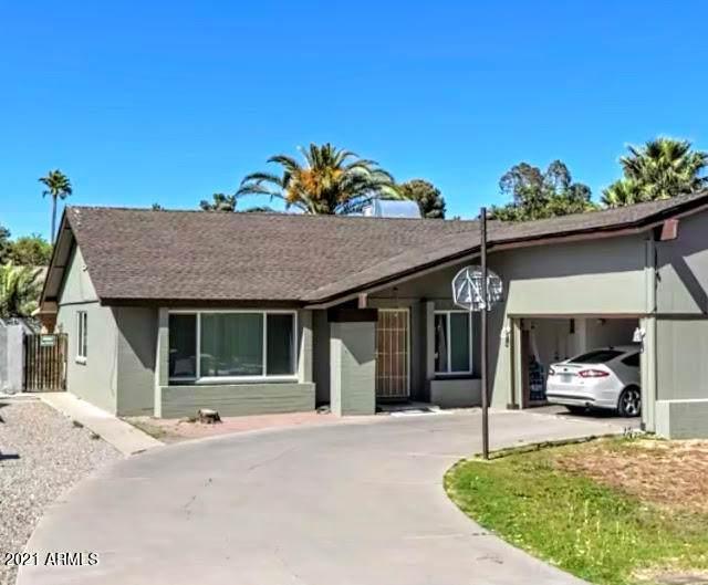 2708 E Louise Drive, Phoenix, AZ 85032 (MLS #6272176) :: The Laughton Team