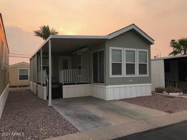 7807 E Main Street G-9, Mesa, AZ 85207 (MLS #6272609) :: Yost Realty Group at RE/MAX Casa Grande