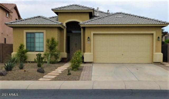 43821 W Griffis Drive, Maricopa, AZ 85138 (MLS #6272638) :: Arizona 1 Real Estate Team