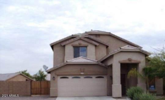 4508 W Fremont Road, Laveen, AZ 85339 (MLS #6272757) :: The Laughton Team