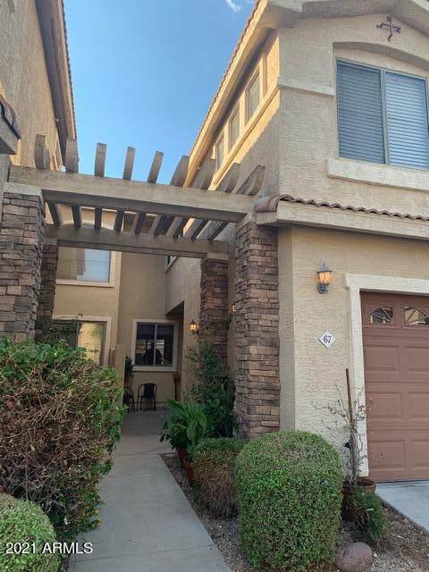 5415 E Mckellips Road #67, Mesa, AZ 85215 (MLS #6272818) :: The Ethridge Team
