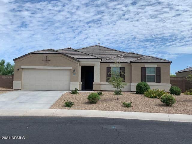 30550 W Fairmount Avenue, Buckeye, AZ 85396 (MLS #6272840) :: The AZ Performance PLUS+ Team