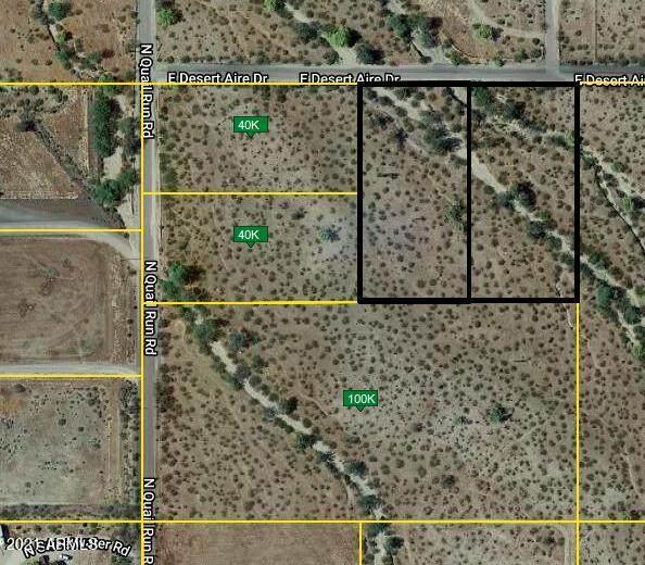 0 E Desert Aire Drive, Florence, AZ 85132 (MLS #6272899) :: The Ethridge Team