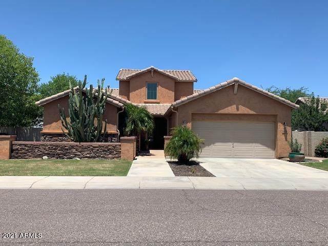 5436 W Coles Road, Laveen, AZ 85339 (MLS #6272912) :: Conway Real Estate