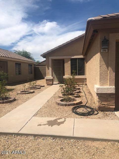 896 E Graham Lane, Apache Junction, AZ 85119 (MLS #6272918) :: The Ethridge Team