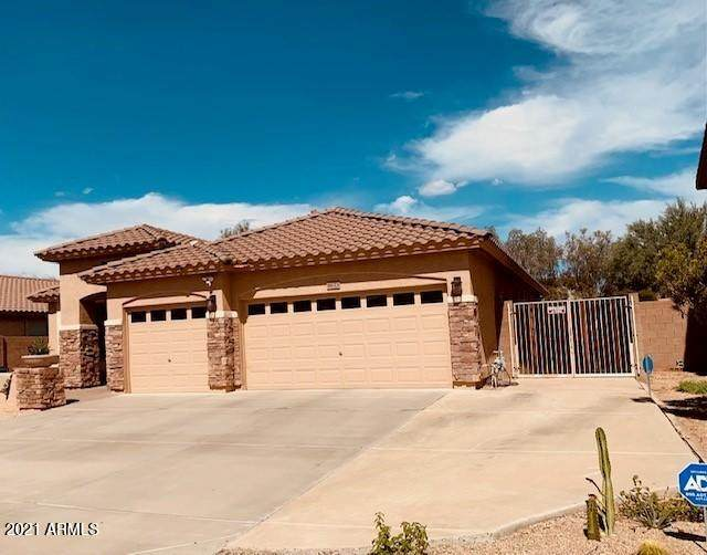 9673 N 83RD Drive, Peoria, AZ 85345 (MLS #6273131) :: Power Realty Group Model Home Center