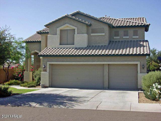 1582 E Wildhorse Place, Chandler, AZ 85286 (MLS #6273495) :: Arizona 1 Real Estate Team