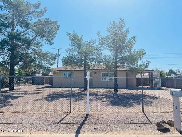 233 N Hawes Road, Mesa, AZ 85207 (MLS #6273762) :: Long Realty West Valley