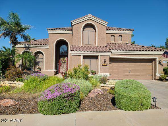 21528 N 71ST Drive, Glendale, AZ 85308 (MLS #6274132) :: Long Realty West Valley