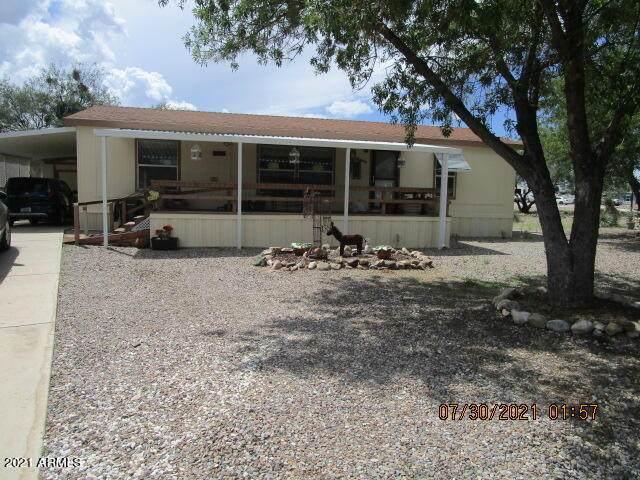 6131 Desert Grass Circle, Sierra Vista, AZ 85635 (MLS #6274136) :: Yost Realty Group at RE/MAX Casa Grande
