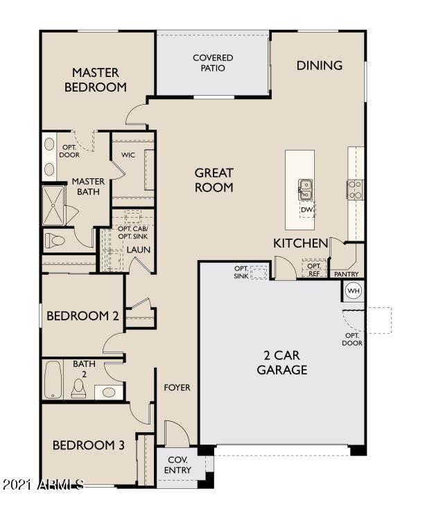 13362 W Rowel Road, Peoria, AZ 85383 (MLS #6274190) :: Long Realty West Valley