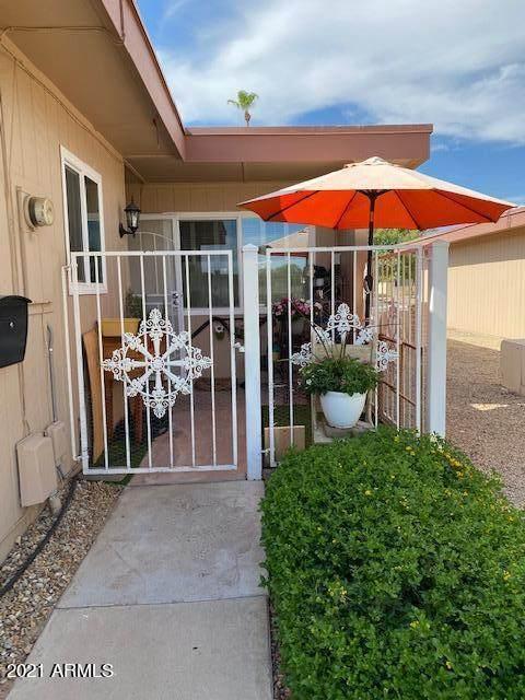 13232 N 98TH Avenue G, Sun City, AZ 85351 (MLS #6274320) :: Maison DeBlanc Real Estate