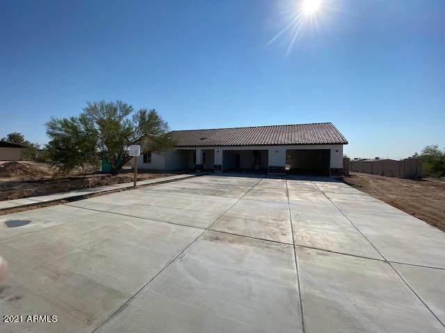 10845 N Geronimo Drive, Casa Grande, AZ 85122 (MLS #6274598) :: Yost Realty Group at RE/MAX Casa Grande