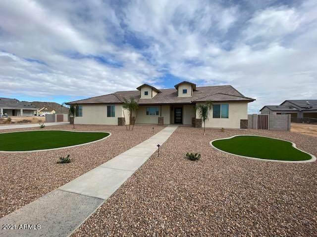 9091 W Garnet Mountain Drive, Casa Grande, AZ 85194 (MLS #6274602) :: Yost Realty Group at RE/MAX Casa Grande