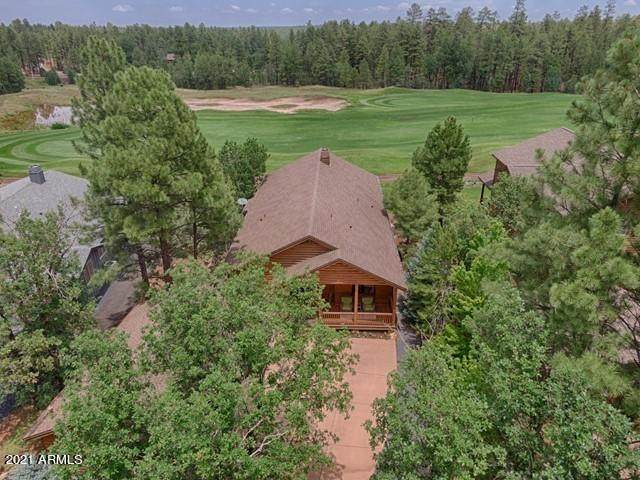 2660 W Snowberry Loop, Show Low, AZ 85901 (MLS #6274942) :: Justin Brown | Venture Real Estate and Investment LLC
