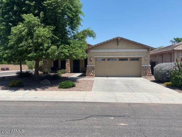 3218 N Desert Horizons Lane, Casa Grande, AZ 85122 (#6274995) :: AZ Power Team