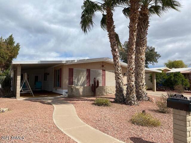 9025 E Sun Lakes Boulevard S, Sun Lakes, AZ 85248 (MLS #6275357) :: Arizona 1 Real Estate Team