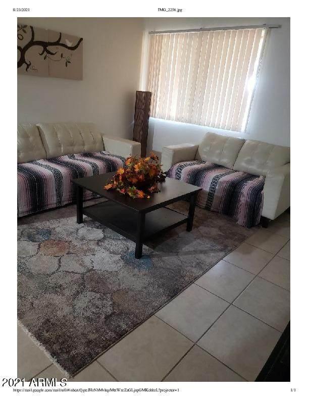 3601 W Tierra Buena Lane #130, Phoenix, AZ 85053 (MLS #6277721) :: West Desert Group   HomeSmart