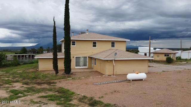 7612 E Highway 92, Hereford, AZ 85615 (MLS #6280659) :: Executive Realty Advisors